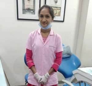 Dr. Darshana Darji - Junior Clinical Assistant